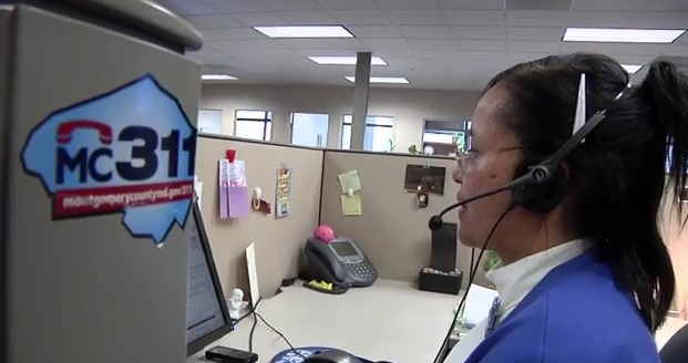 photo of MC 311 Call Operator
