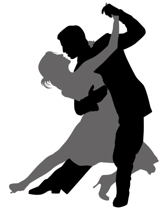 graphic of couple dancing