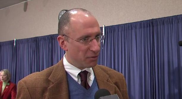 photo of Dr. Joshua Starr
