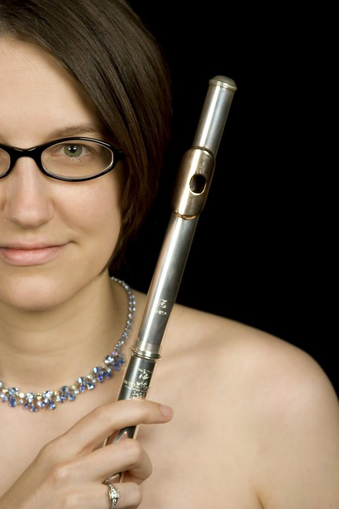 photo of Sarah Fuller, BSO musician