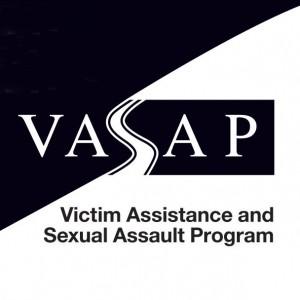 logo for VASAP - Victim Assistance and Sexual Assault Program