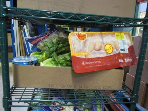 rescued meat provides out clients further nutrient variety in their diet