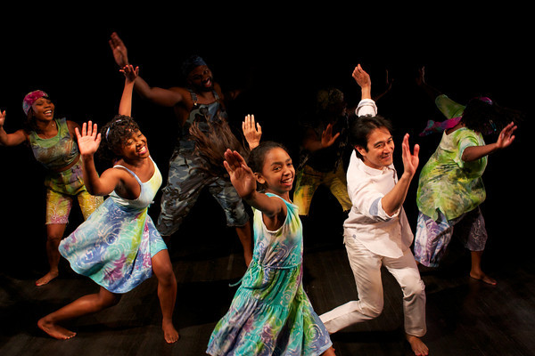 photo of Olney Theatre Center presents ONCE ON THIS ISLAND beginning April 9. Photo by Sonie Mathew