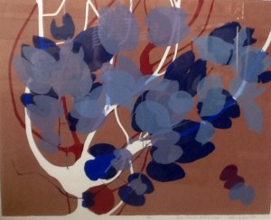 """""""Orchid Tree,"""" a serigraph created by Peggy Zee, will be displayed at A Feast for the Eyes II, an artwork showcase to be held in May at Riderwood."""