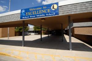 photo of Robert Frost Middle School, Rockville