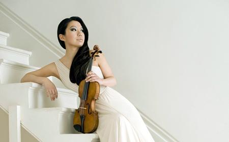 photo of Violinist Sarah Chang
