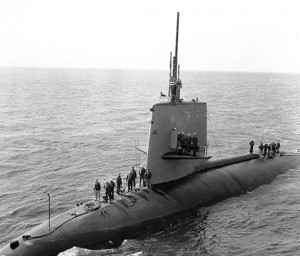 USSScorpion