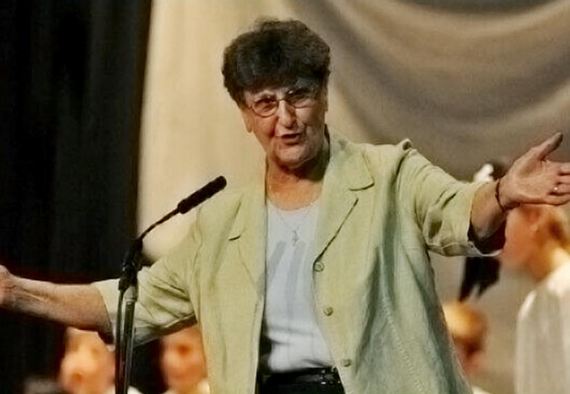 Sister Kathleen Lannak Silver Spring