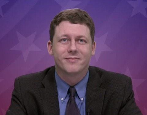 photo of Eric Luedtke