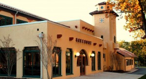 photo of Glen Echo Park's Spanish Ballroom