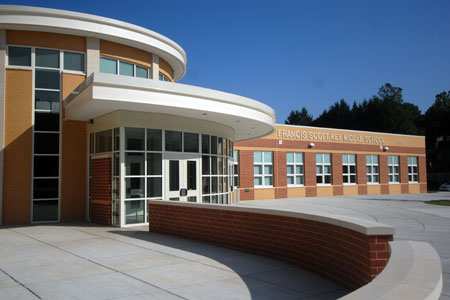 photo of Francis Scott Key Middle School