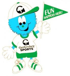 Gaithersburg's mascot Photoo   City of Gaithersburg
