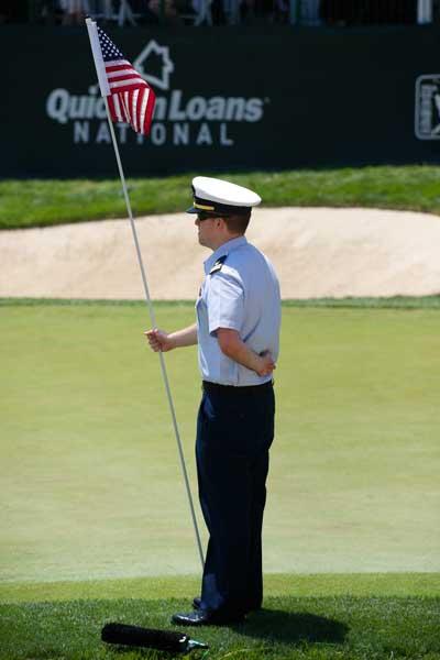 Seaman Kevin Mulrose, US Coast Guard