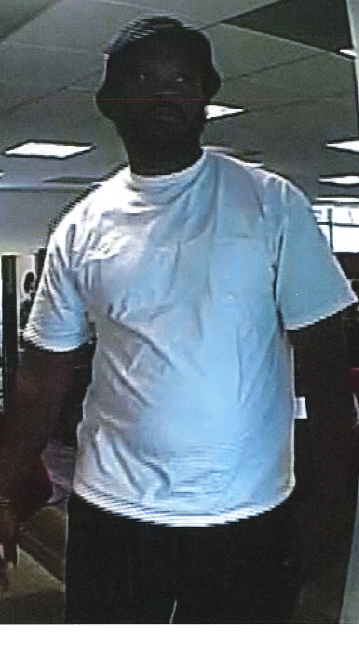 photo of suspect released by police