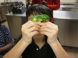 can I have more broccoli?