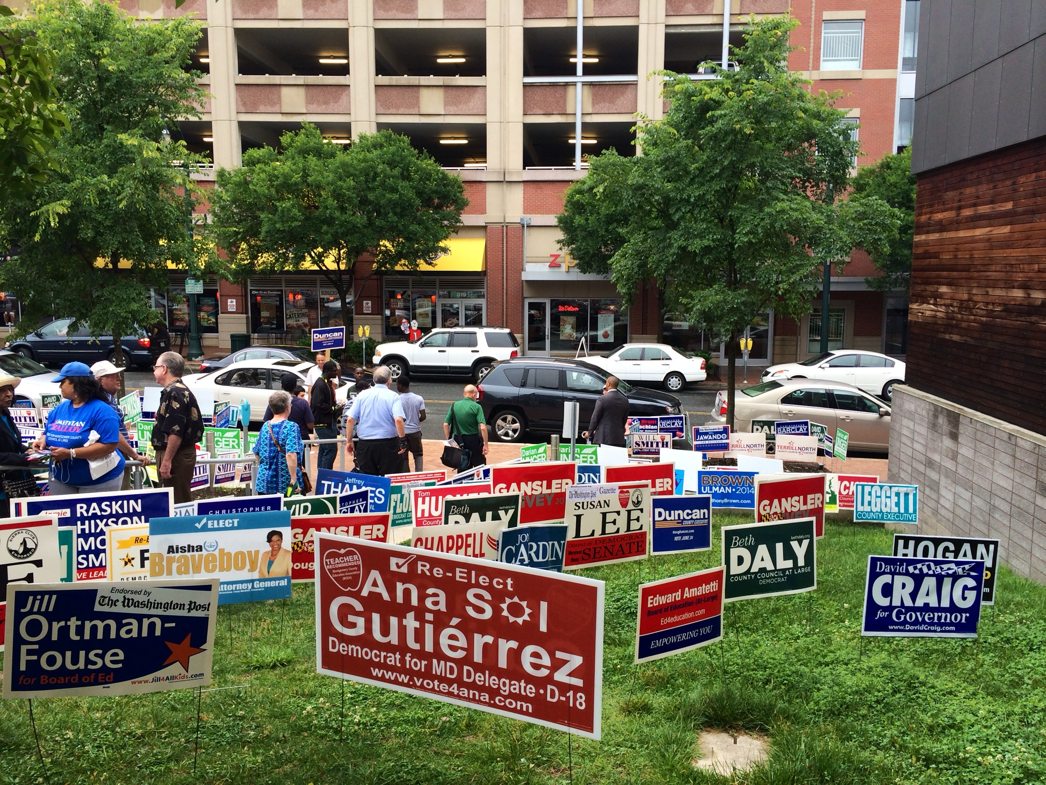 Early Voting Silver Spring