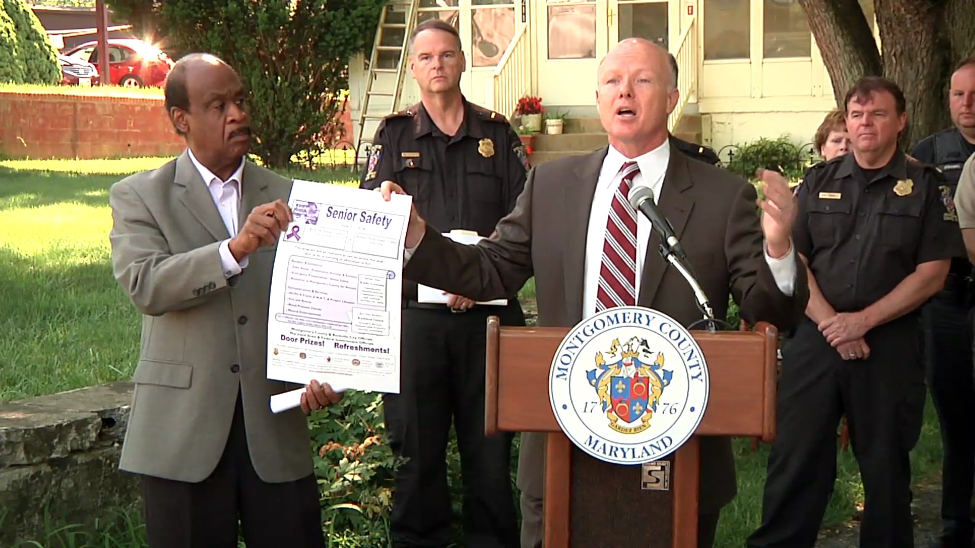 photo of Leggett Announces Crackdown on Home Improvement Scams