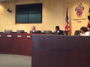 County Council Meeting