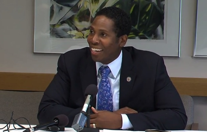 photo of Council President Craig Rice
