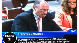 Joshua Starr speaks to Education Committee for slider 450x280