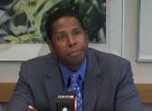 photo of Craig Rice at july 14 press conference