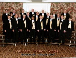 photo of Harmony Express Barbershop Chorus