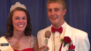 photo of 2013 Fair King and Queen
