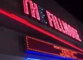 photo of Fillmore Billboard for Hispanic Gala