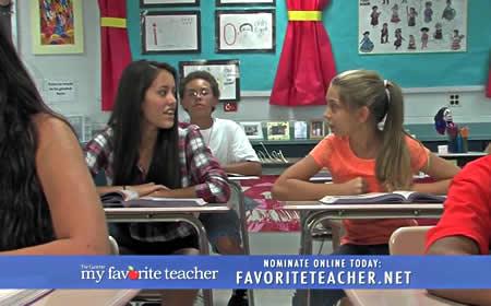 photo from Gazette Favorite Teacher Contest 450x280