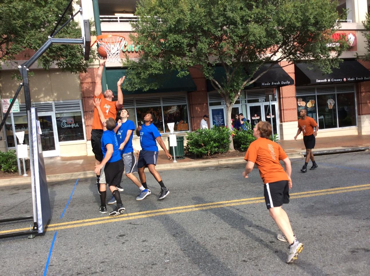 photo of Audacity of Hoops 3x3 Tournament