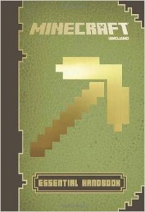 book cover for Minecraft