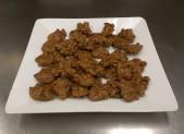 maple bacon pecan pralines