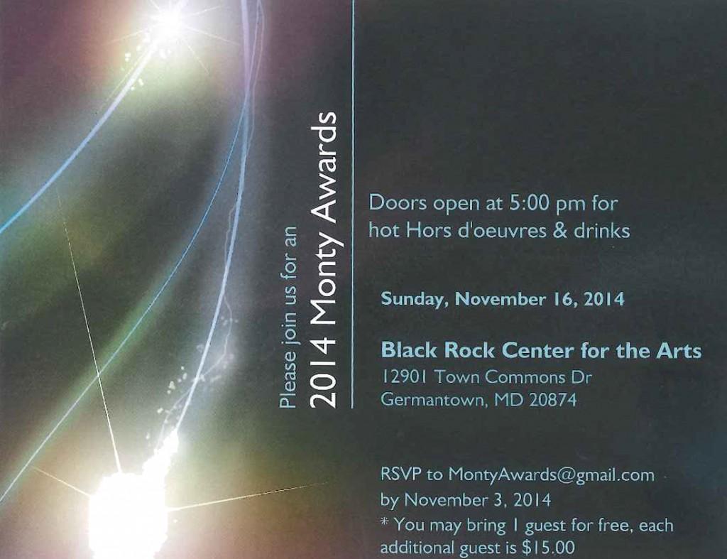 2014 Monty Invitation