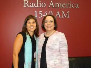 La Concejal Nancy Navarro discutió temas de educación y fuerza laboral En Sintonía.
