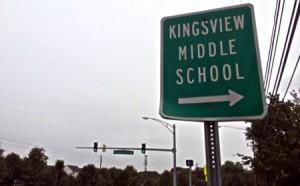 Kingsview Sign 450x280