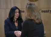 Planning Board Member Natali Fani-Gonzalez