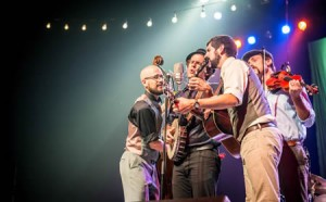 The Steel Wheels by Dylan Duvall 450x280