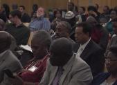 Ebola town hall meeting