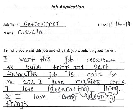 Application Claudia.fw