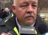 Fire Chief Steve Lohr Updates the Media on Plane Crash   YouTube