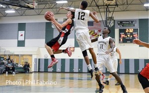 Frederick vs Quince Orchard basketball for slider 450 x 280