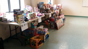 WUMCO is collecting toys for needy children in the upper county area. PHOTO | Cathy Beliveau