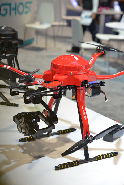 Another Ghost Drone as seen at CES
