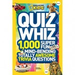 photo of the book cover for Quiz Whiz