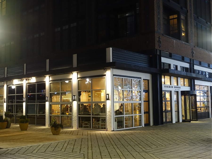 Summer House Santa Monica Is Now Open On Grand Park Avenue In The New Pike  U0026 Rose Community In North Bethesda.
