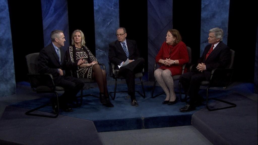 photo of panelists on episode 440 of 21 This Week