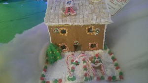 Copy of gingerbread house
