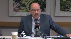 photo of montgomery county council president George Leventhal
