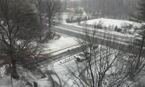 Bethesda Light Snow