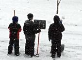 March 5 Snow Boys & Shovels 450x280